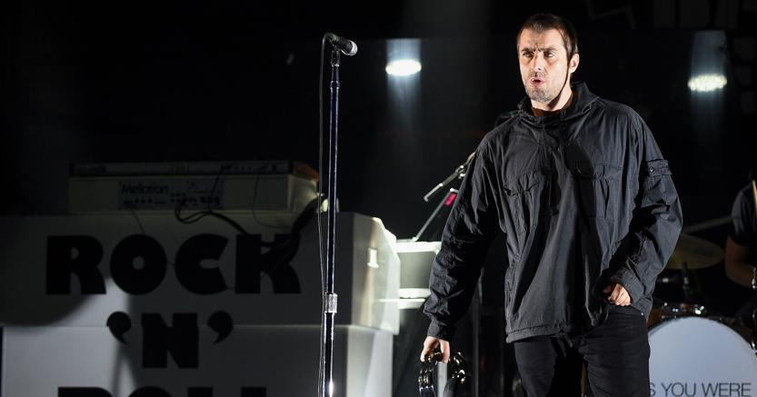 Liam Gallagher  - Afp