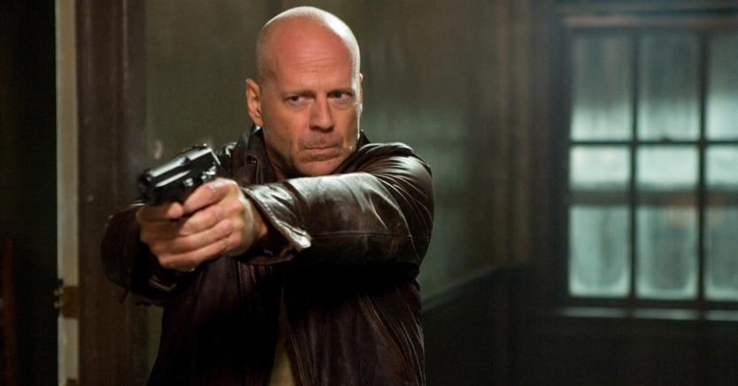 Bruce Willis in «Il giustiziere della notte» di Eli Roth