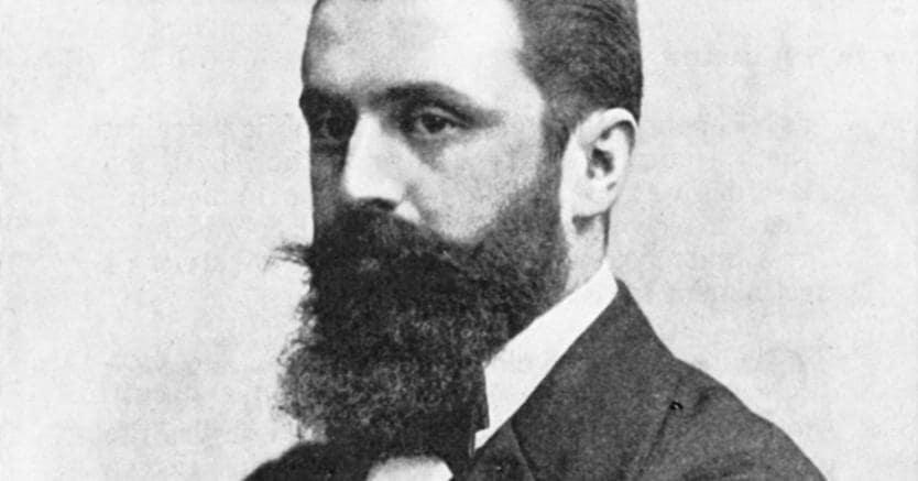 Theodor Herzl  (Afp)