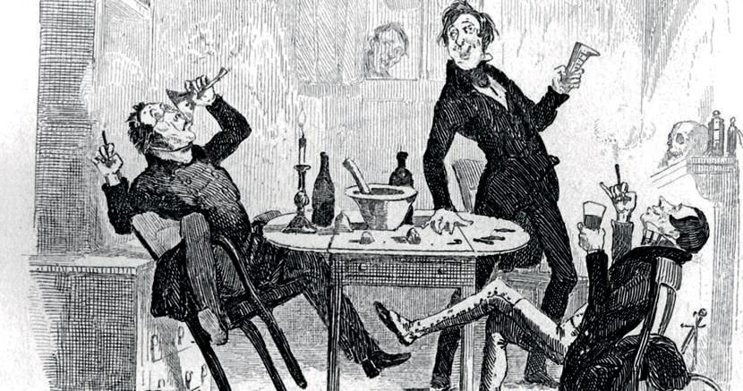 Monumento editoriale. Gli episodi umoristici, nella cornice di un'Inghilterra sopravvissuta alla minaccia napoleonica, riscossero subito un grande successo