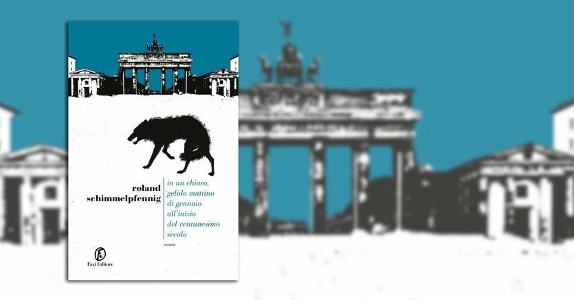 """""""In  un chiaro gelido mattino di gennaio all'inizio del ventunesimo secolo"""" di Roland Schimmelpfenning"""