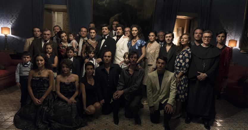 Il cast de «Il Traditore», film di Marco Bellocchio in concorso a Cannes