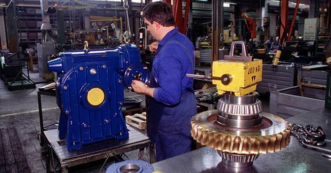Industria: fatturato in crescita del 2,1%