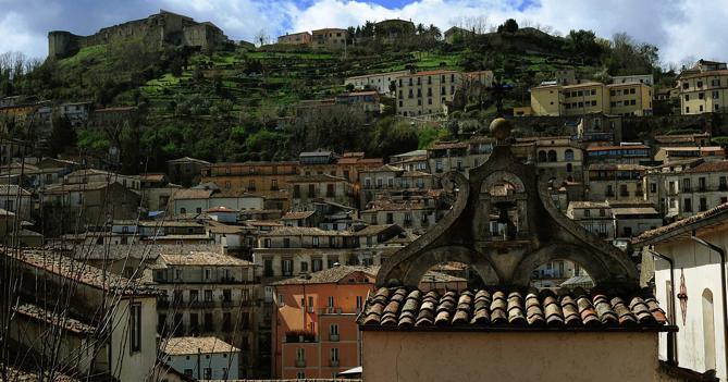 Cosenza (Fotogramma)