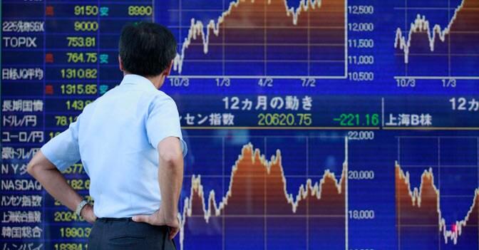2e859aa41c Borse, Tokyo ancora in calo (-0,9%). Crolla Hitachi, balza Sharp  sull'offerta di Hon Hai