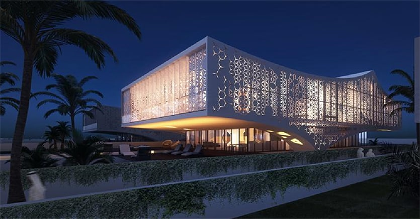 Luxury living group accelera sul contract e amplia le for Luxury living group
