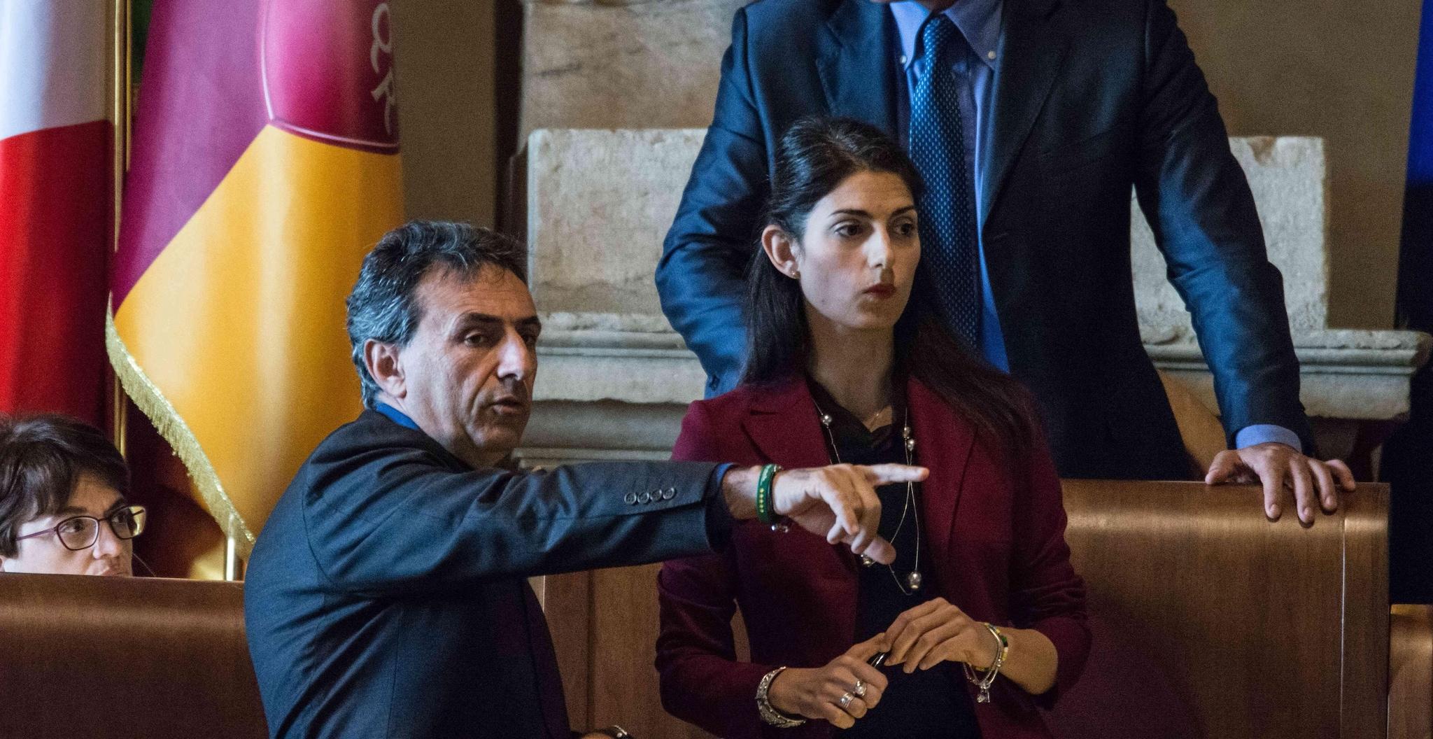 Comune, inchiesta sulle nomine: Romeo sentito in procura