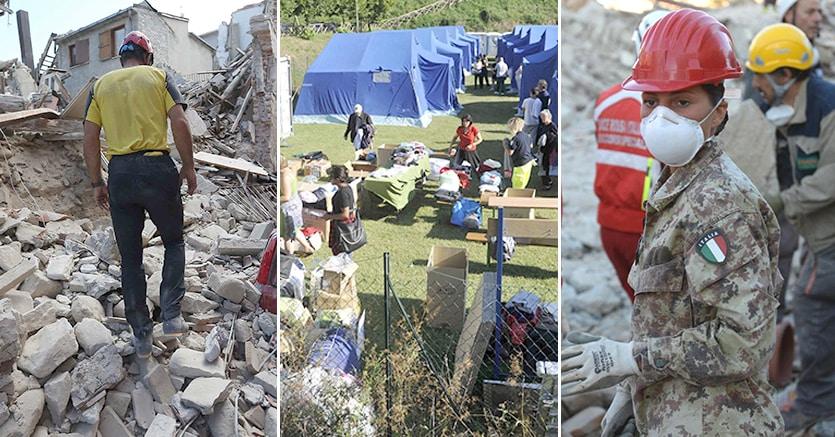 Terremoto: 247 i morti e migliaia gli sfollati