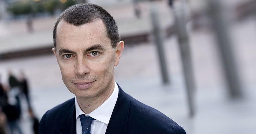 Jean-Pierre Mustier  ,  nuovo A.d. di Unicredit  (Ansa)