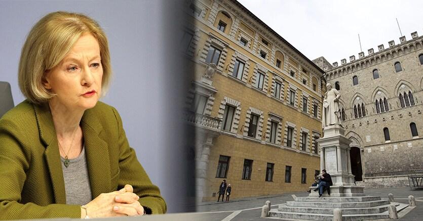 Danièle Nouy, direttrice dell'organo di supervisione bancaria della Bce