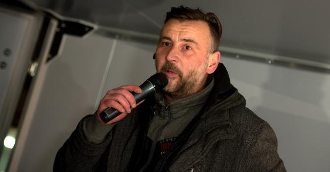 Lutz Bachmann (Afp)