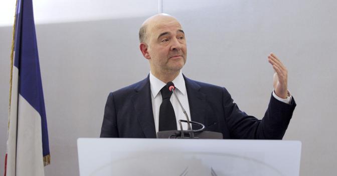 Pierre Moscovici (Afp)