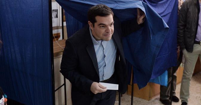 Alexis Tsipras (Afp)
