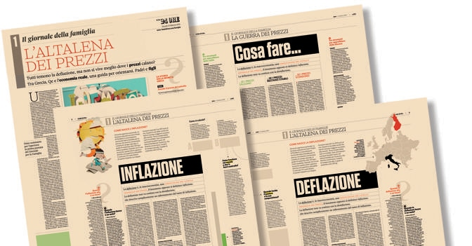 Da giovedì con il Sole il giornale della famiglia: l'economia spiegata a tutti