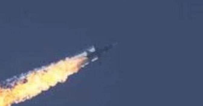 Nuovo Aereo Da Caccia Americano : Jet russo abbattuto dati usa confermano la versione della