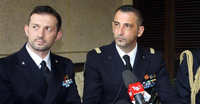 Marò, Farnesina: «L'Italia farà valere le proprie ragioni in sede arbitrale»