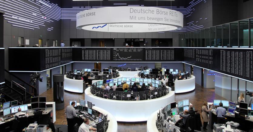 Borse europee in rialzo con banche e petroliferi milano for Mercati oggi a milano