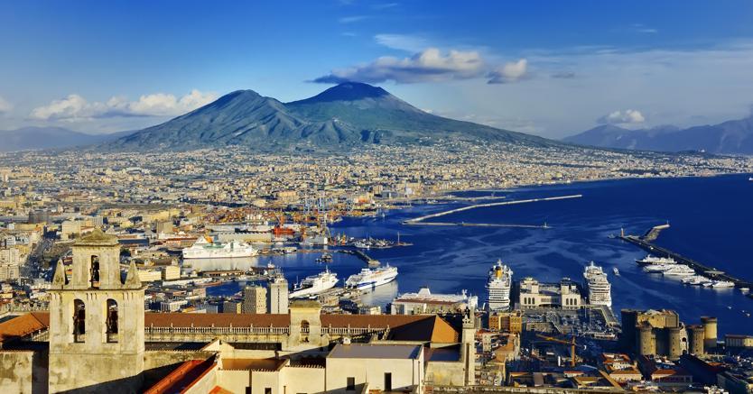 Cnr  individuati fenomeni vulcanici sottomarini nel golfo di Napoli ... 598a13e6ace5e