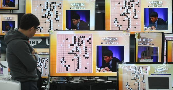 premium selection a0a4e ce77a Software di Google batte il campione mondiale del gioco ...