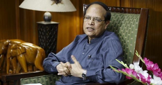 Il governatore del Bangladesh Atiur Rahman (Reuters)