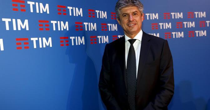 Marco Patuano. (Reuters)