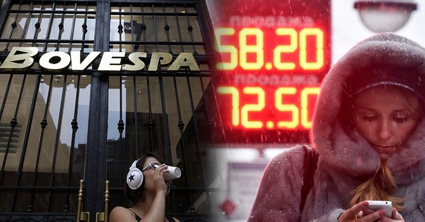 aspetto dettagliato vendita professionale prese di fabbrica Perché le Borse di Brasile e Russia sono le migliori al mondo ...