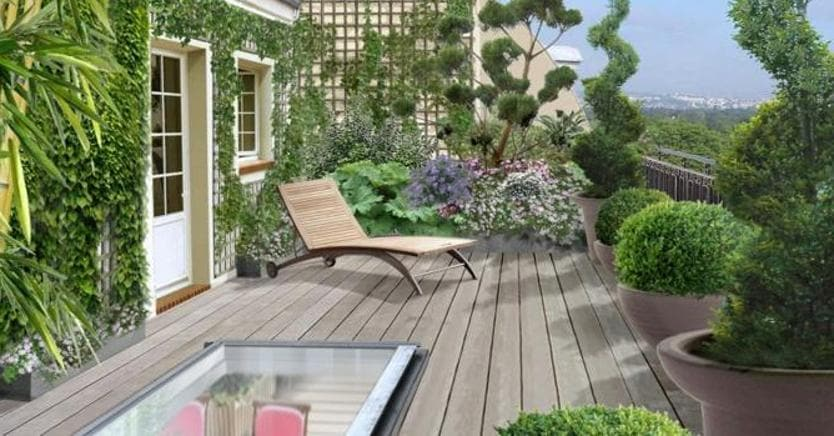 Awesome Coibentazione Terrazzi Images - Design Trends 2017 ...