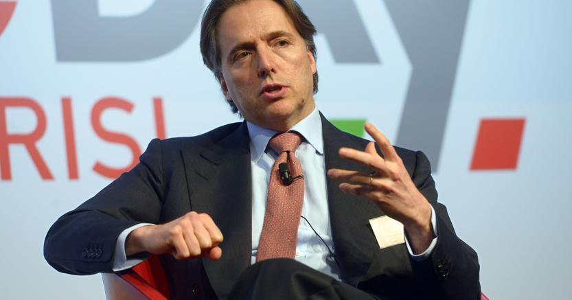 L'imprenditore Andrea Bonomi. (Imagoeconomica)