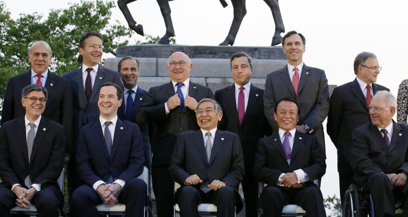 Akiu G7 Giappone: Brexit sarebbe uno shock per l'economia mondiale