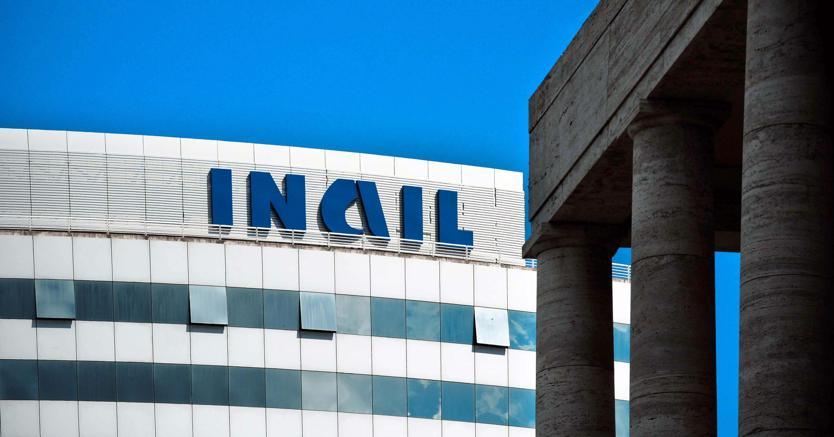 Sede centrale dell'Inail (Imagoeconomica)