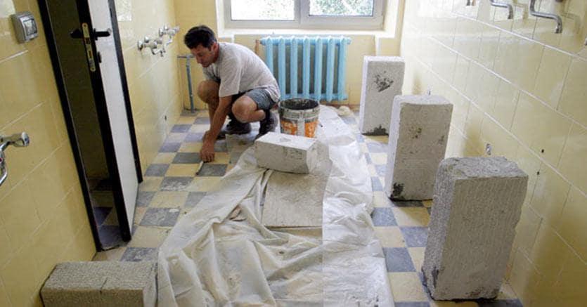 Spese da valutare ristrutturazione e lavori in casa