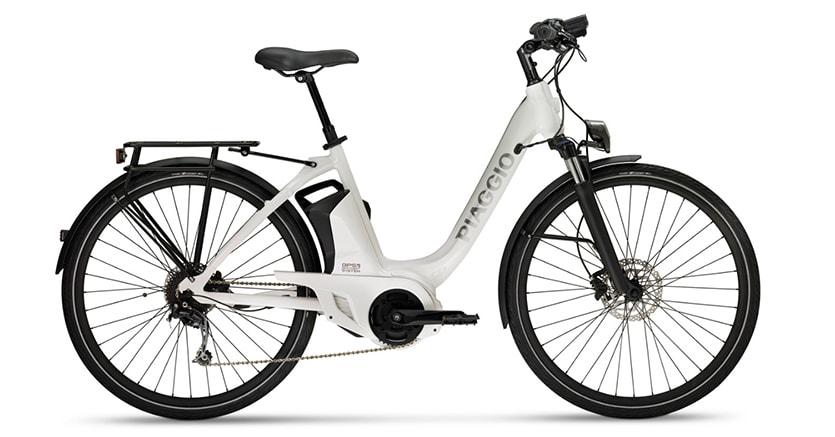 Piaggio wi bike in sella alla bici elettrica hi tech il for Bici elettrica assistita