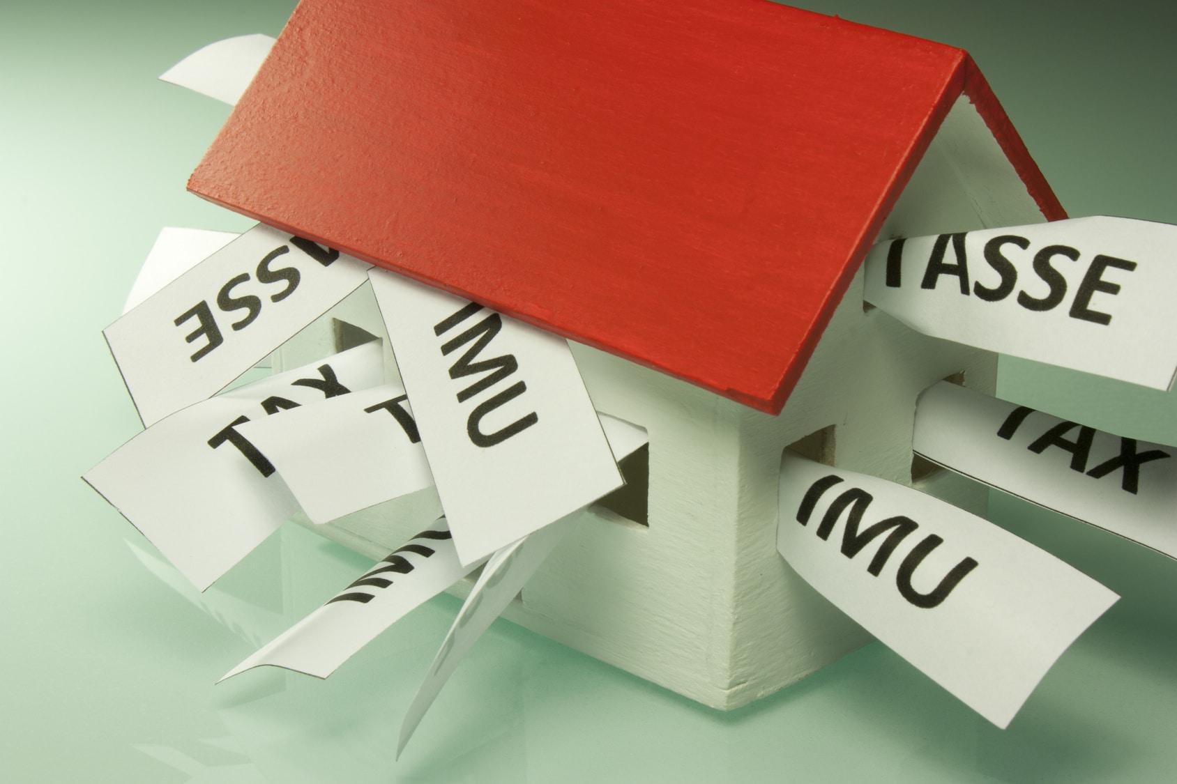 Imu E Tasi, In Salvo La Prima Casa: Pagano Seconde Case E Altri Immobili.  Scopri Quanto