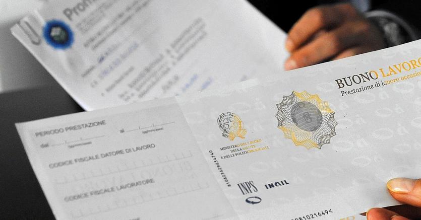 33519135ad14 Abolizione dei voucher  ecco il decreto legge - Il Sole 24 ORE