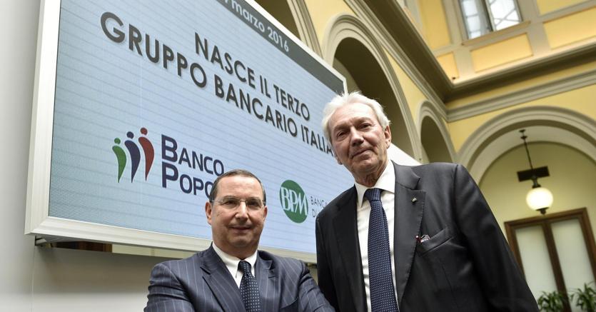Banco Popolare, aumento di capitale: sconto del 29,3% su azioni