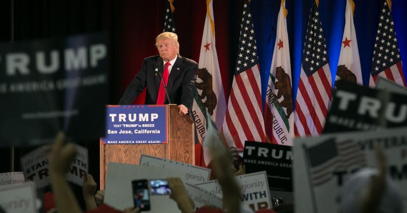 Donald Trump intasca la nomination repubblicana per la corsa alla Casa Bianca
