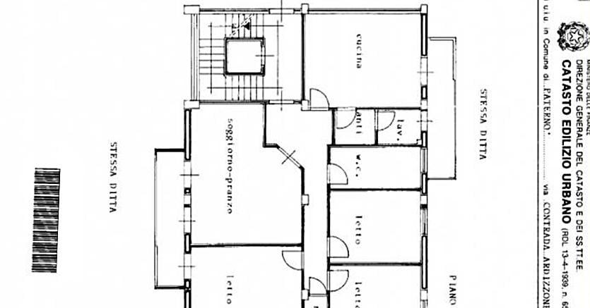Case e capannoni senza tetto sfuggono a imu e tasi l area for Planimetrie capannone