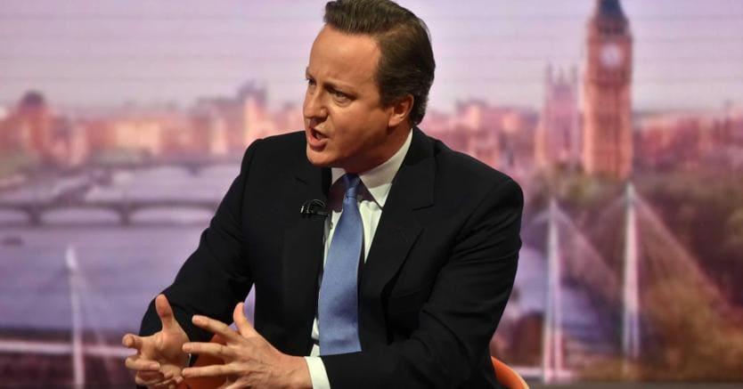 Cameron tenta di terrorizzare gli inglesi: