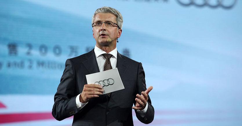 Rupert Stadler, ceo Audi