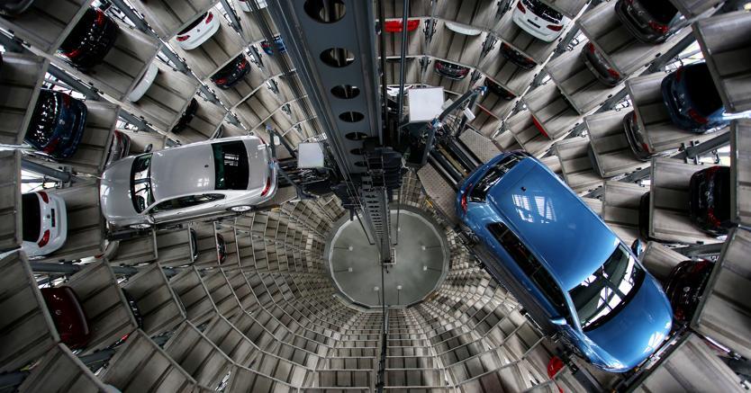 Il mercato europeo dell'auto, a maggio, è cresciuto del 15,5% considerando i Paesi dell'Unione europea e dell'Efta (Islanda, Norvegia e Svizzera), per un totale di 1.330.599 immatricolazioni (AFP Photo)