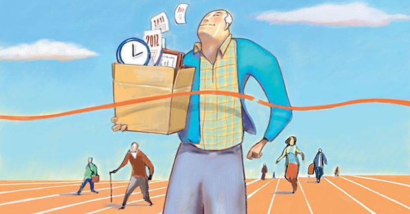 Pensioni, verso uscita anticipata anche per gli statali