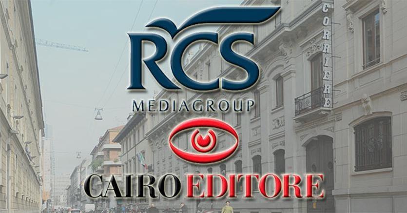 Rcs: Cairo rilancia da solo