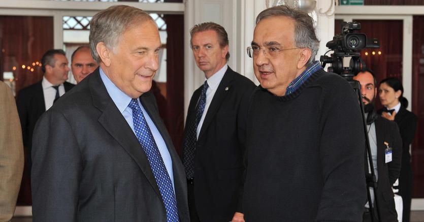 Fca, Marchionne conferma i target 2016