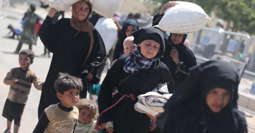 Siria, civili uccisi dalle guardie di frontiera turche
