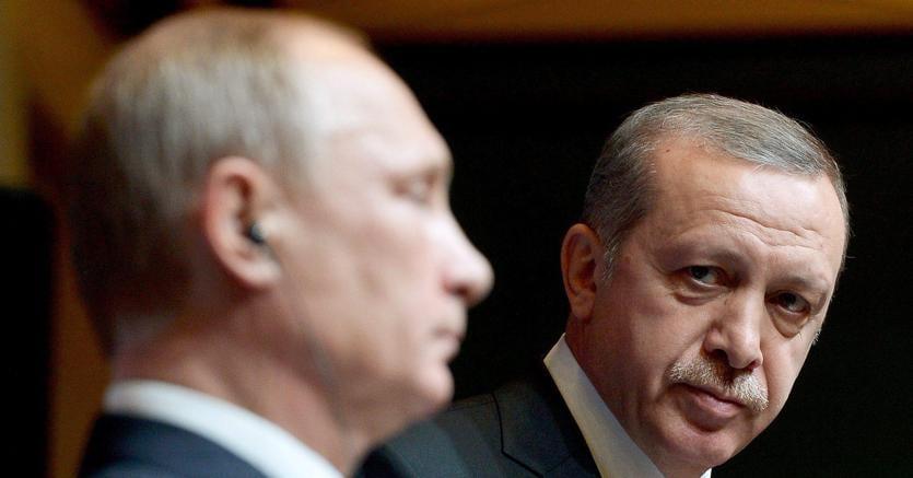 La Turchia chiede scusa per l'aereo russo abbattuto
