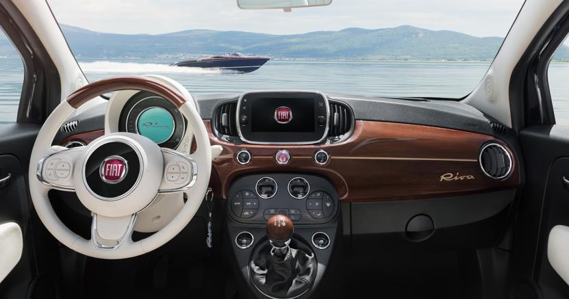 Marchionne presenta nuova Fiat 500 Riva
