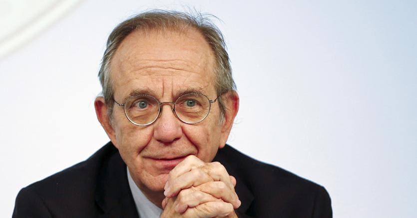 Fisco: Padoan, superare segreto societario