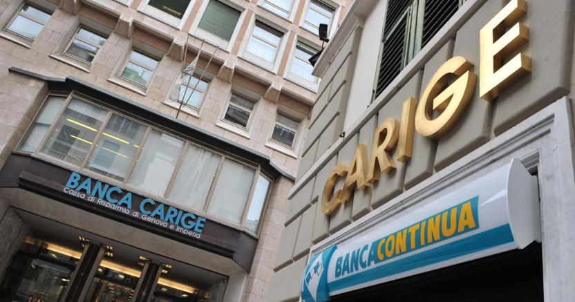 Carige chiuderà 106 filiali nel 2017