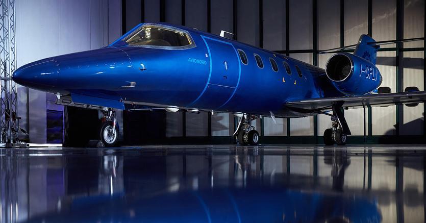 Aereo Privato Di Hamilton : Decolla l aereo firmato da lapo elkann il sole ore