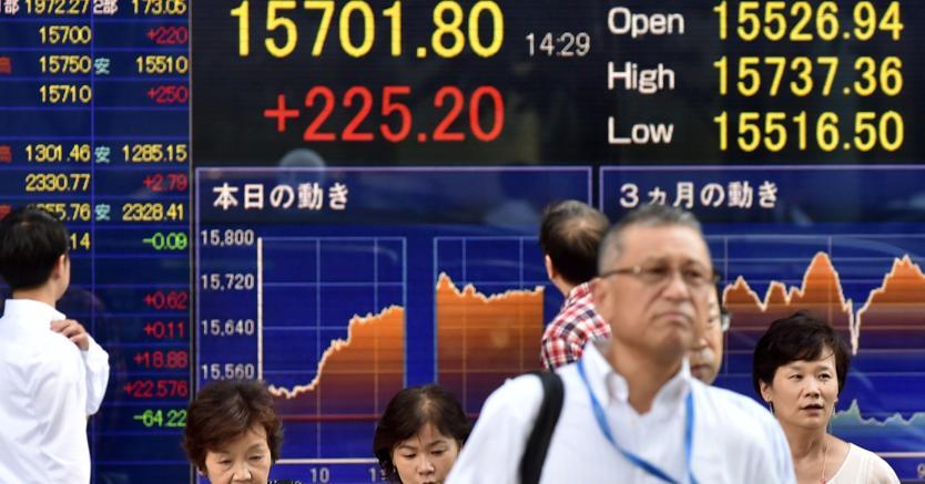 Borsa: tokyo, chiusura in rialzo (+0,68%)